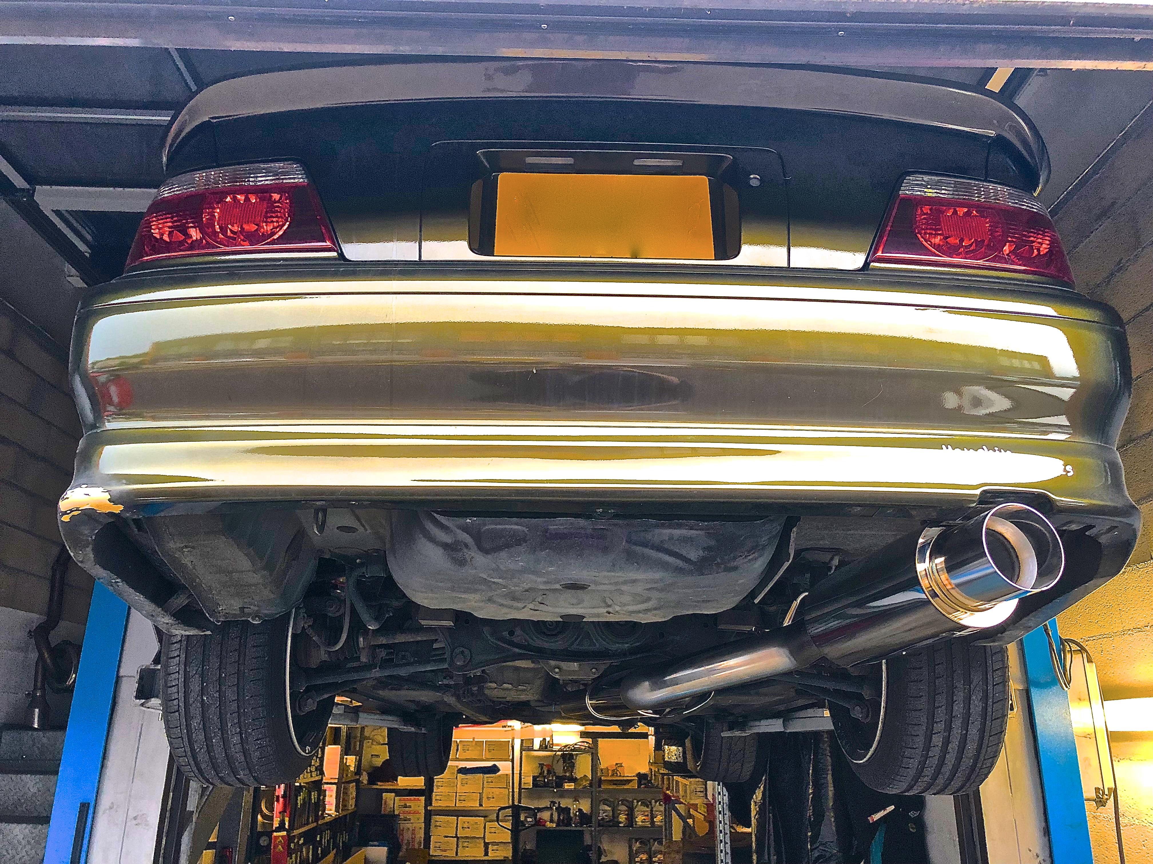 Toyota Chaser by Hanshin-Imports Executive Drift Car